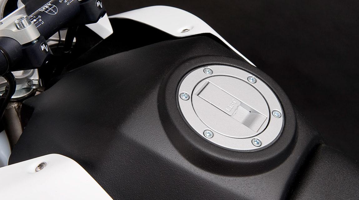 Diesel motorcycle design fairing parts by Schurgers Design