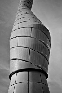 Glasvezelversterkte panelen voor de industrie