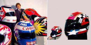 Schurgers Design Giant Helmets