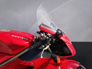 Windscherm Ducati Schurgers Design
